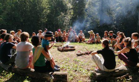 """L'école """"La Forêt des Lucioles"""" a ouvert ses portes le 2 septembre, quelle joie!"""