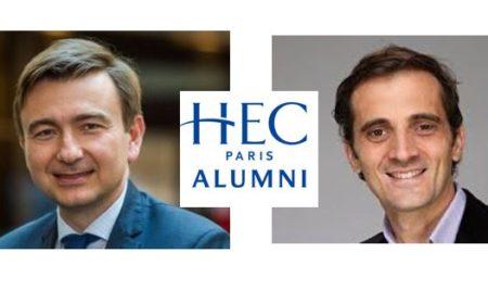 27/11/2019 : Conférence à 2 voix avec Christopher Guérin, PDG de Nexans, pour les Alumni HEC (Paris)